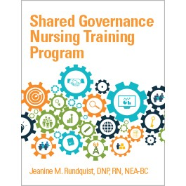 Shared Governance Nursing Training Program - eBook
