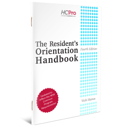 The Resident's Orientation Handbook, Fourth Edition