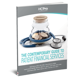 The Contemporary Guide to Patient Financial Services