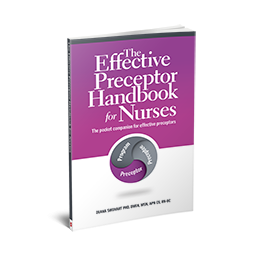 Effective Preceptor Handbook for Nurses (10 Pack)