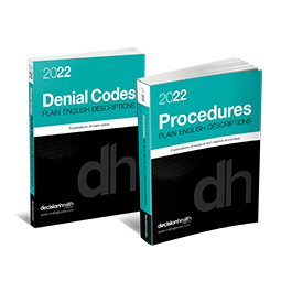 2022 Complete Definitions for Physician Practices Bundle