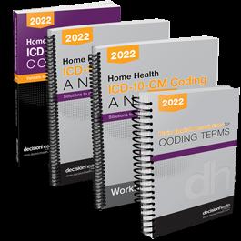 Home Health ICD-10 Companion and Answers, 2022