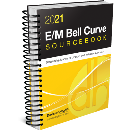 2021 E/M Bell Curve & Auditing Sourcebook