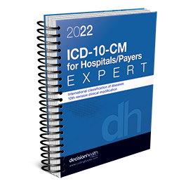 2022 ICD-10-CM Expert for Hospitals/Payers