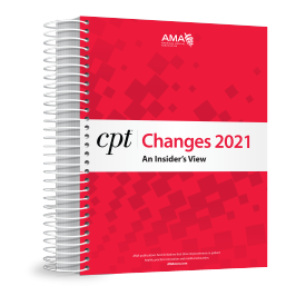CPT® Changes 2021: An Insider's View