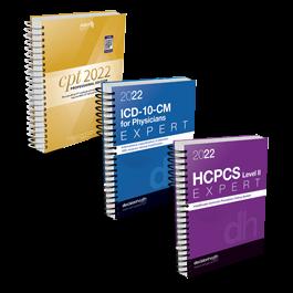 2022 Complete Physician Coding Bundle