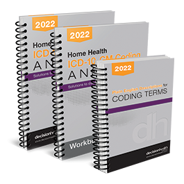Home Health ICD-10-CM Coding Answers, 2022