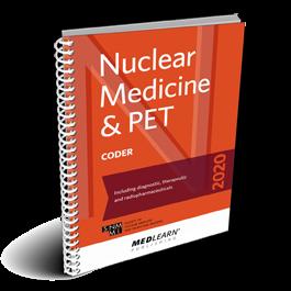 Nuclear Medicine & PET Coder