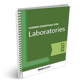 2021 Coding Essentials for Laboratories