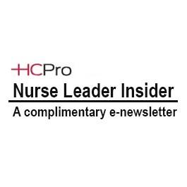 Nurse Leader Insider