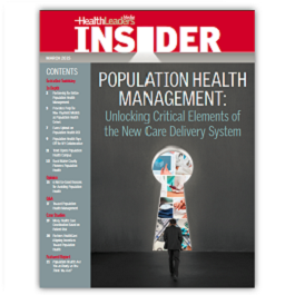 HealthLeaders Media Insider: Population Health Management