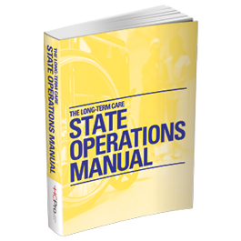 The Long-Term Care State Operations Manual