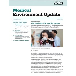 Medical Environment Update
