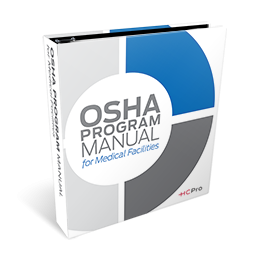 OSHA Program Manual for Medical Facilities