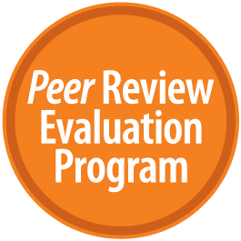 The Peer Review Evaluation Program