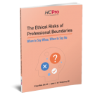 The Ethical Risks of Professional Boundaries