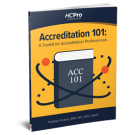 Accreditation 101: A Toolkit for Accreditation Professionals