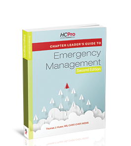 Chapter Leader's Guide to Emergency Management, Second Edition