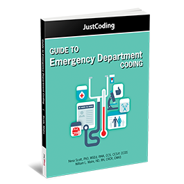 JustCoding's Guide to Emergency Department Coding