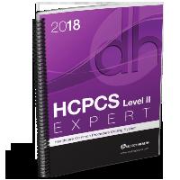 2018 HCPCS Level II Expert