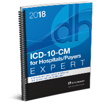 2018 ICD-10-CM Expert for Hospitals/Payers