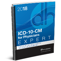 2018 ICD-10-CM Expert for Physicians