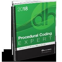 2018 Procedural Coding Expert