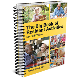 The Big Book of Resident Activities, Second Edition
