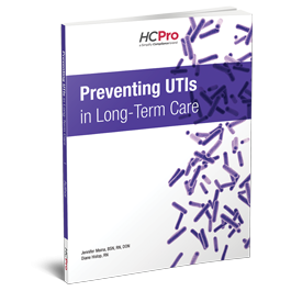Preventing Urinary Tract Infections in Long-Term Care
