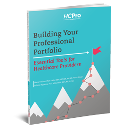 Building Your Professional Portfolio: Essential Tools for Healthcare Providers