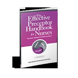 Effective Preceptor Handbook for Nurses (10 Pack)