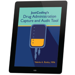 JustCoding's Drug Administration Capture and Audit Tool