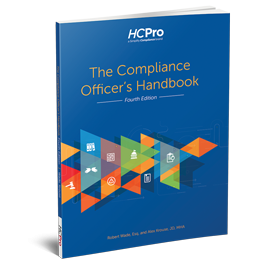 The Compliance Officer's Handbook, Fourth Edition
