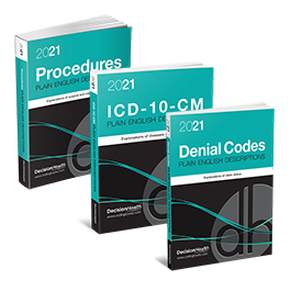 2021 Complete Definitions for Physician Practices Bundle