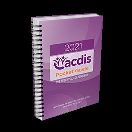 2021 ACDIS Pocket Guide