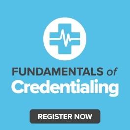 Fundamentals of Credentialing