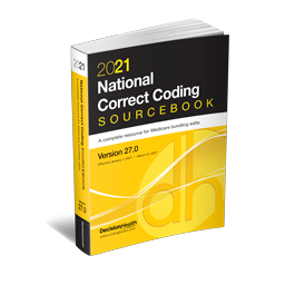 Medicare National Correct Coding Sourcebook - 1 Year Subscription