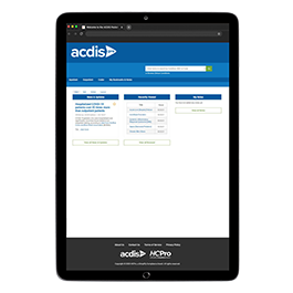 ACDIS Physician PRO