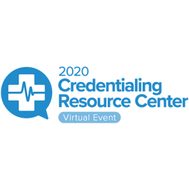 Credentialing Resource Center Virtual Event