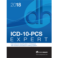 2018 ICD-10-PCS Expert
