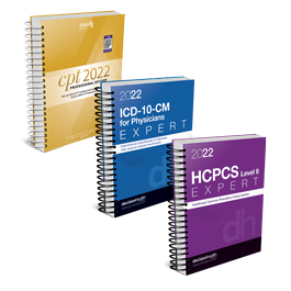 2022 Complete Physician Coding Bundle