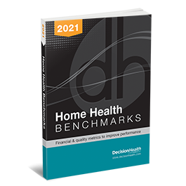 Home Health Benchmarks, 2021