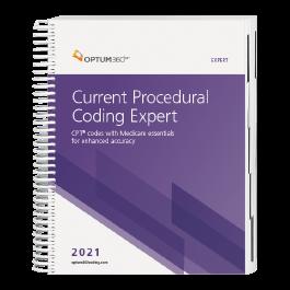 2021 Current Procedural Coding Expert – Expert
