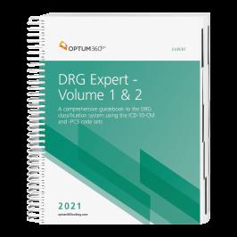 2021 DRG Expert (ICD-10-CM): 2 Volume Set