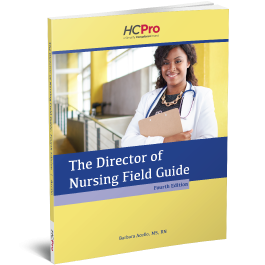 The Long-Term Care Director of Nursing Field Guide,  Fourth Edition