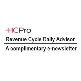 Revenue Cycle Daily Advisor