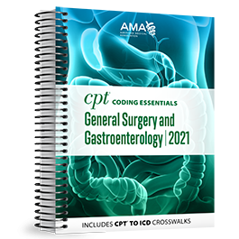 CPT® Coding Essentials for General Surgery and Gastroenterology