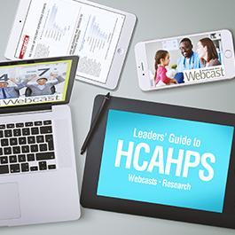 Leaders' Guide to HCAHPS