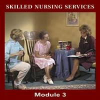 Skilled Nursing Services: Medicare Services, Part 1 - DVD