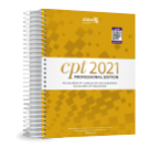 AMA CPT® 2021 Professional Edition